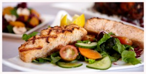 5 grill salmon